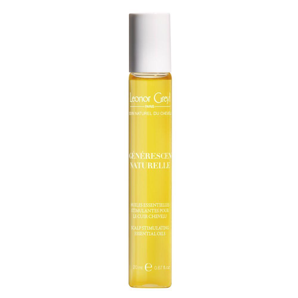 Aceite Régénérescence Naturelle de Leonor Greyl (29 euros) con aceite de jojoba y aceite de borraja ideales para pelo graso, elimina la caspa, fortalece el bulbo y promueve el crecimiento capilar.