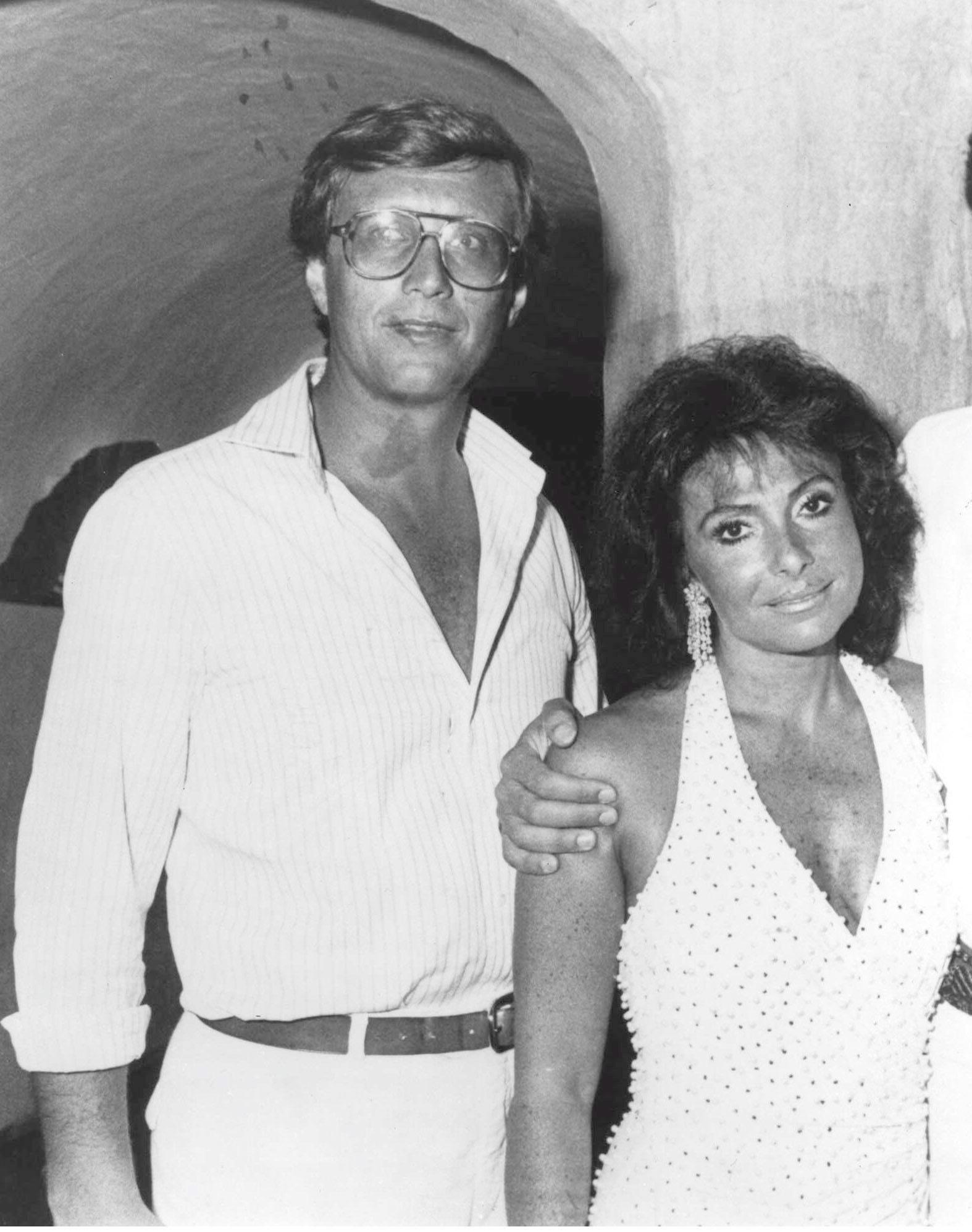 Maurizio Gucci y Patrizia Reggiani.