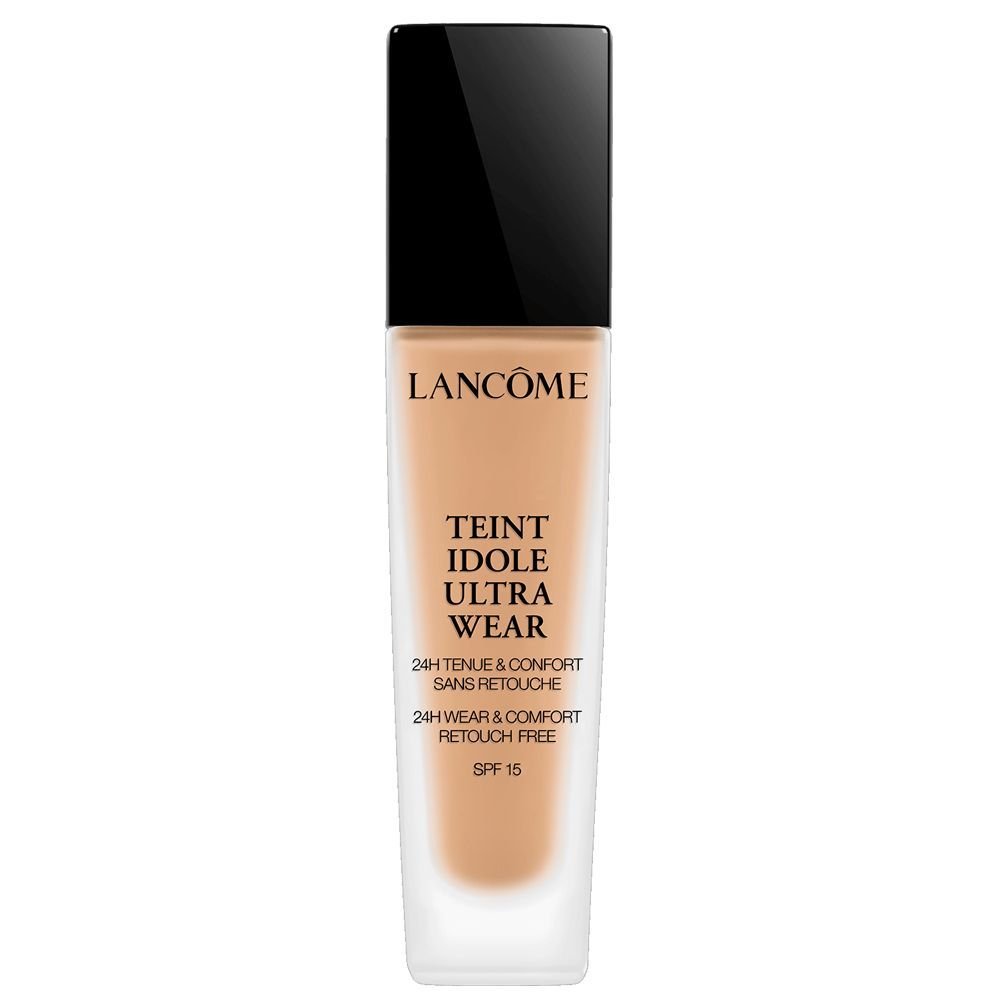 Base de maquillaje Teint Idole Ultra Wear 24h de Lancôme.