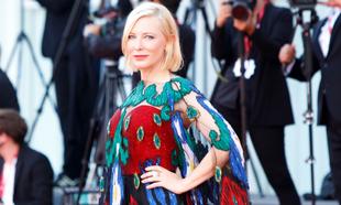 Cate Blanchett durante el pasado Festival de Venecia