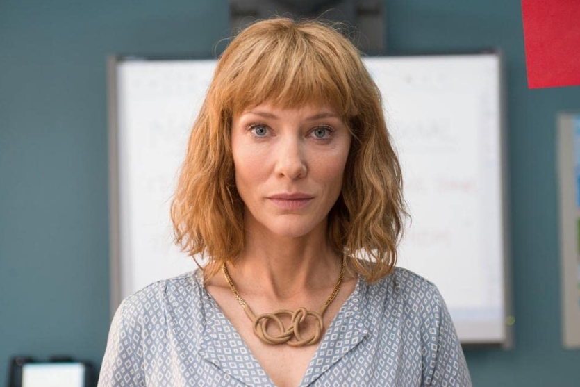 Cate Blanchett en Manifesto