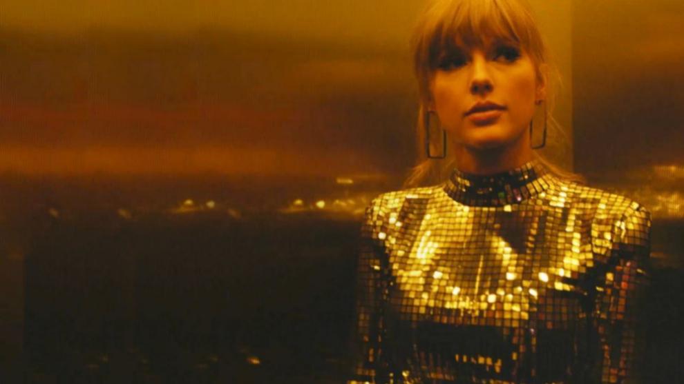 Taylor Swift en Miss Americana. (Netflix)