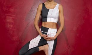 La profesora de yoga Candela Vega-Penichet (@canyogui) es la musa de...
