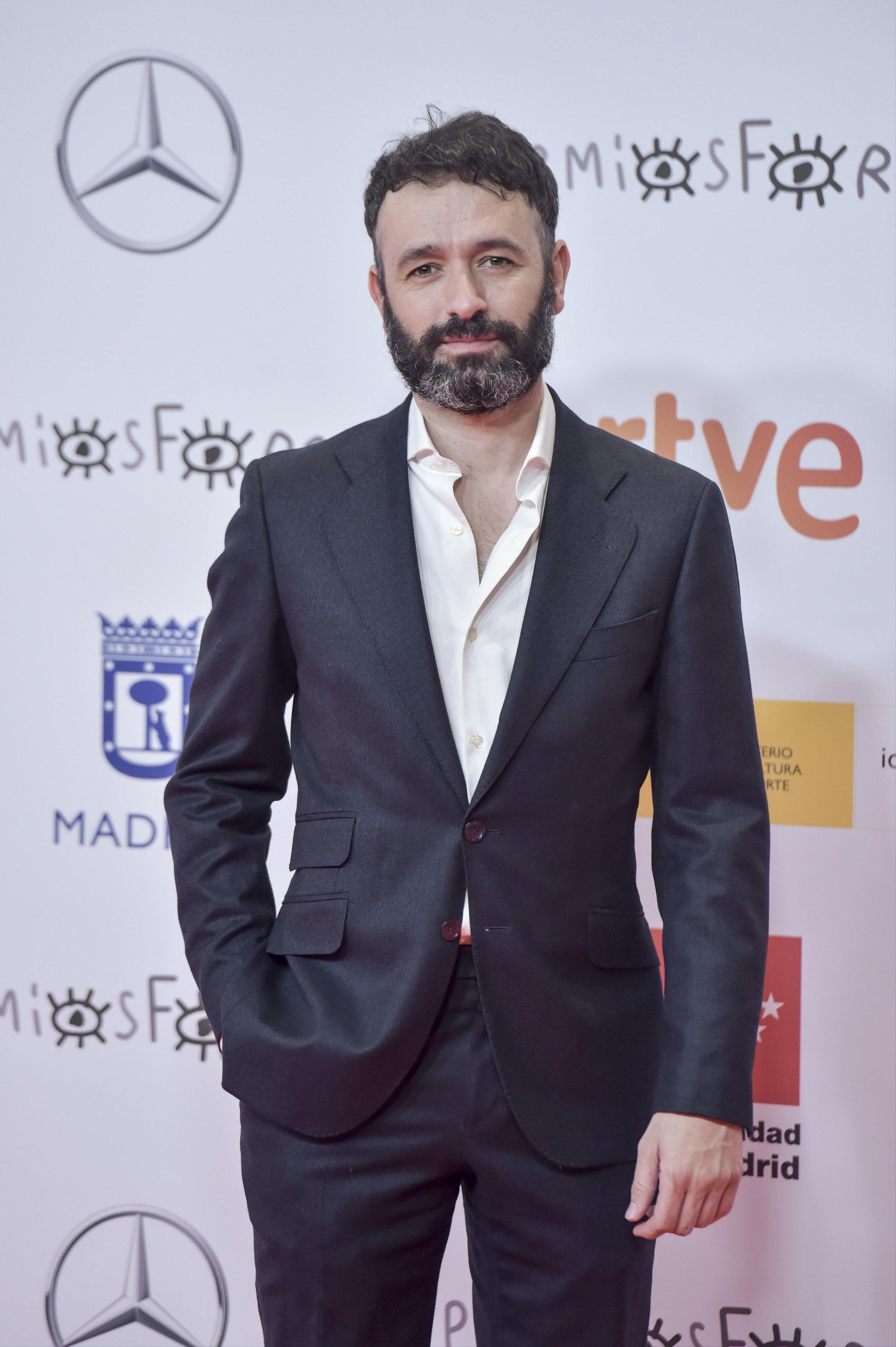 Rodrigo Sorogoyen, director y coguionista de Antidisturbios