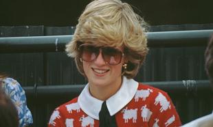La princesa Diana, en actualidad por la cuarta temporada de la serie...