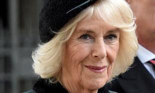 Camilla el pasado mes de noviembre en Londres.