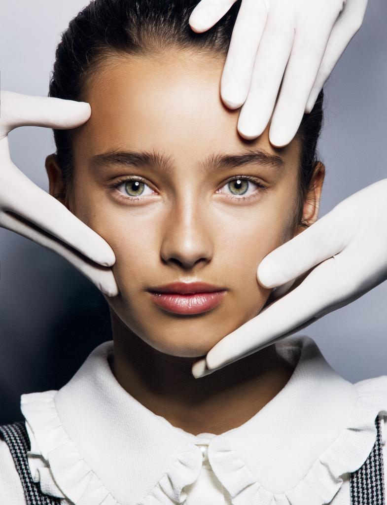 Chute de vitaminas para mejorar el aspecto de la piel