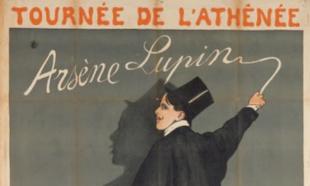 Tournée de l'Athénée. Arsène Lupin. André Brulé dans son rôle...