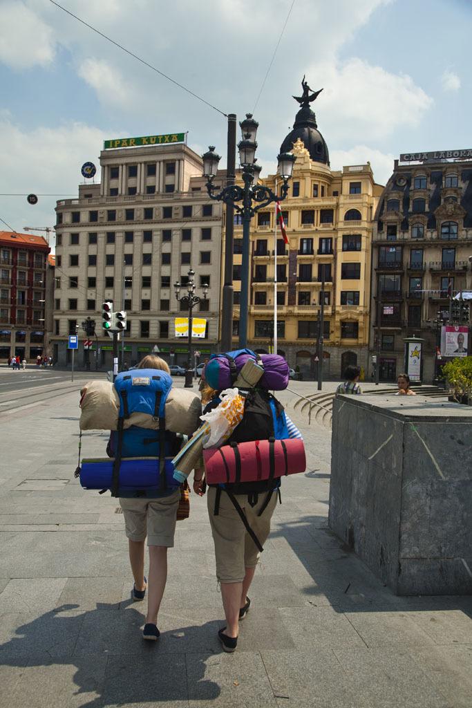 En Bilbao arranca el Camino Olvidado.