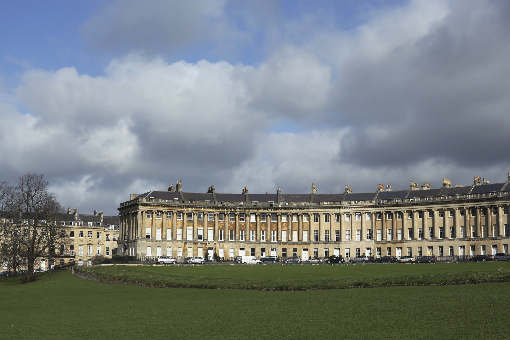 The Royal Crescent. Bath.