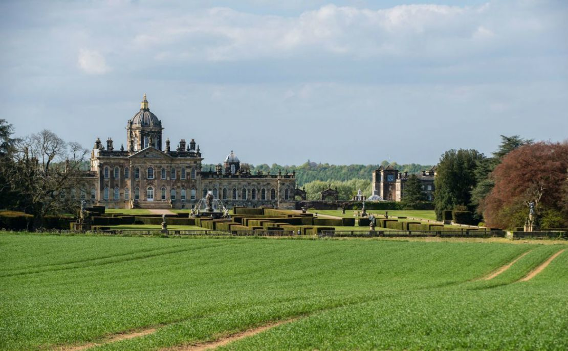 Castle Howard, Yorkshire.