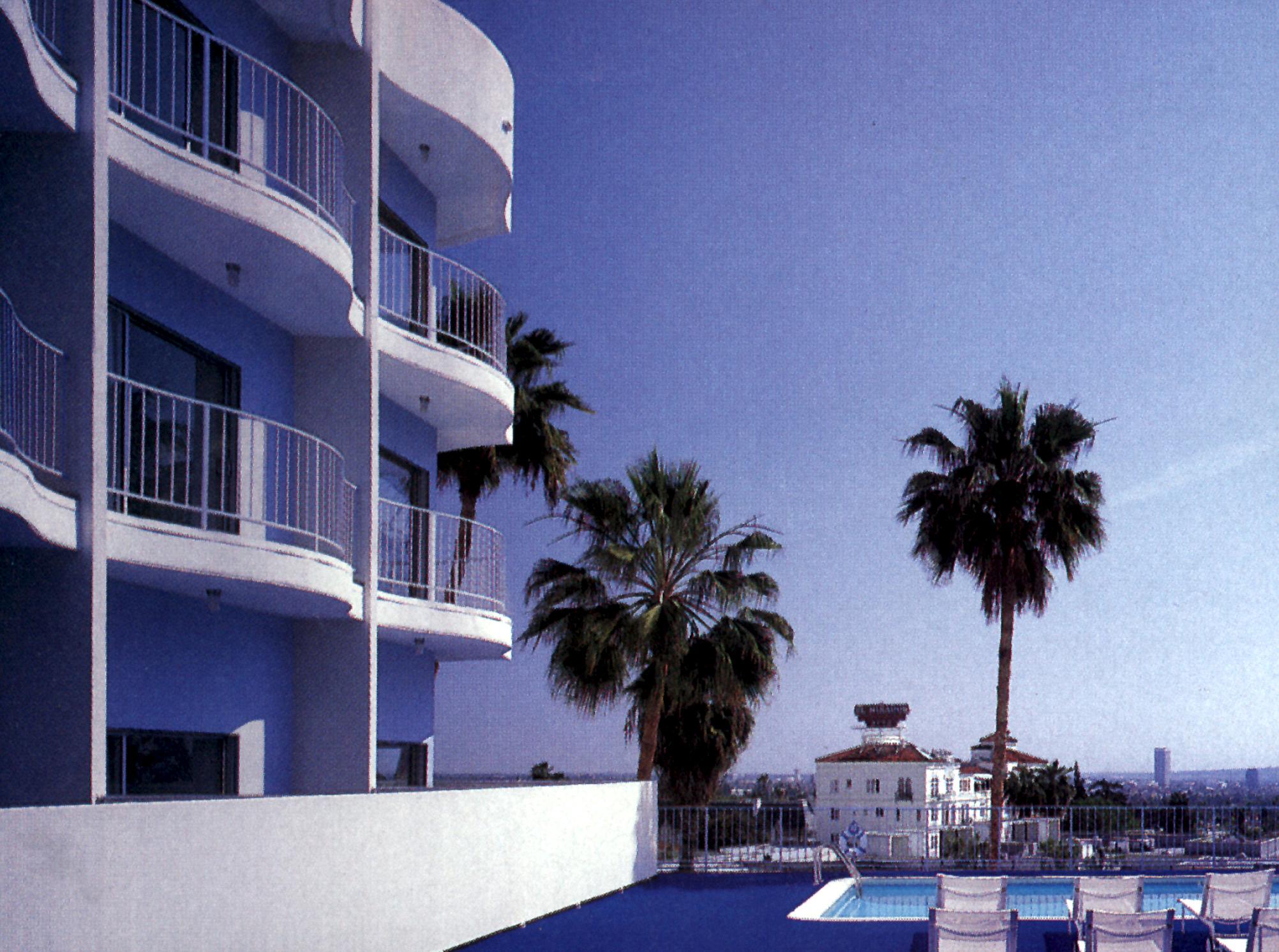 Standard Hotel, de Los Ángeles.