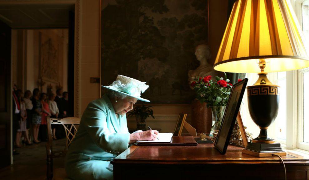 Joe Biden y todos los presidentes de Isabel II (ya van 13) - Telva.com