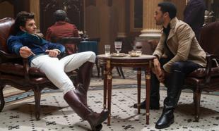 """Los dos principales protagonistas masculinos de """"Los Bridgerton"""" son..."""