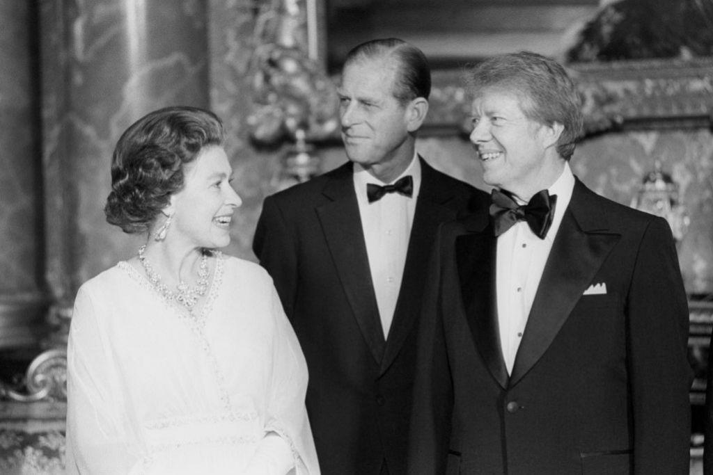 Con Jimmy Carter
