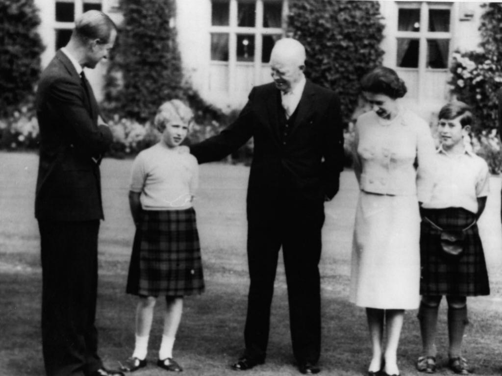 Con Eisenhower