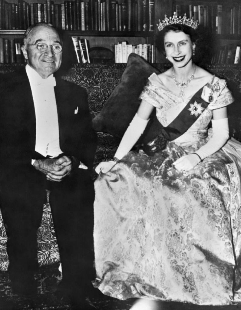 Con Harry Truman