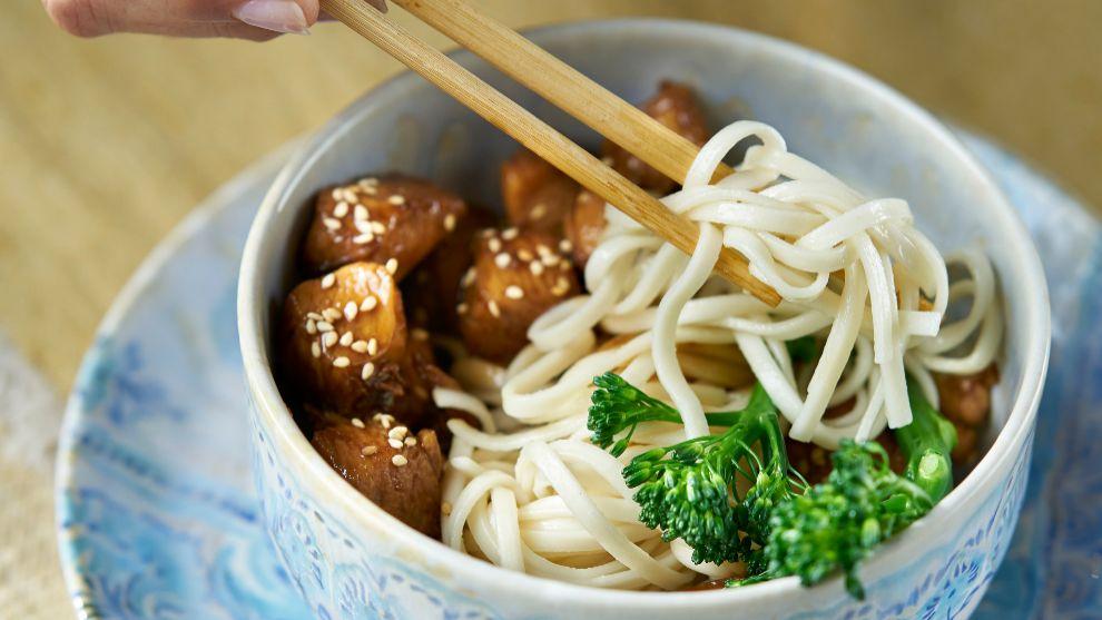 Ramen, sopa japonesa.