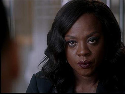 Viola Davis en Cómo defender a un asesino