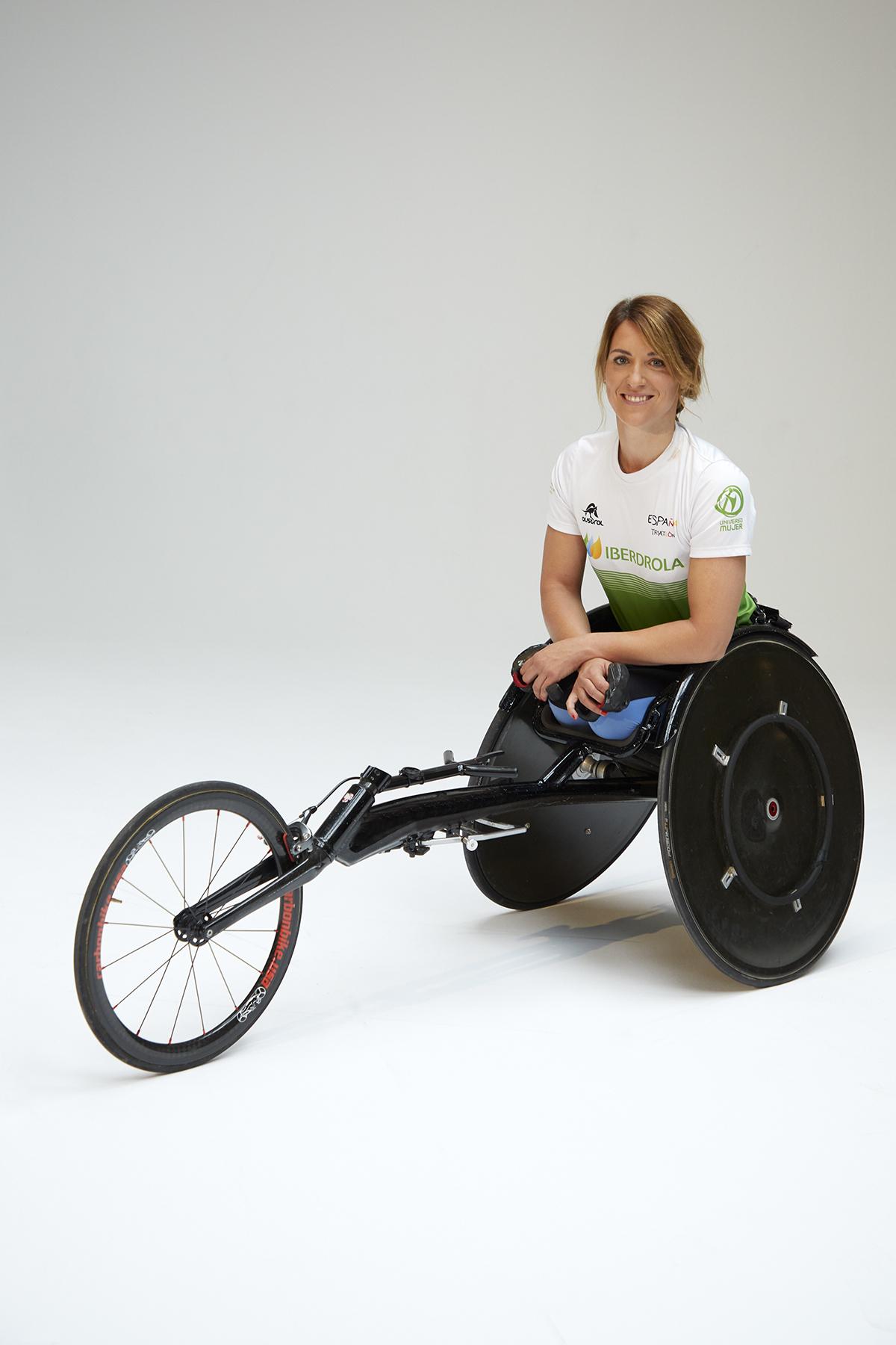 Eva Moral ha sido campeona de España, de Europa y del mundo