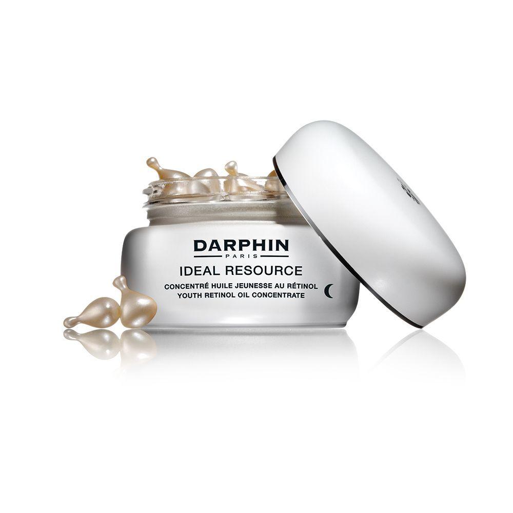Concentrado de aceite de retinol rejuvenecedor de Darphin.