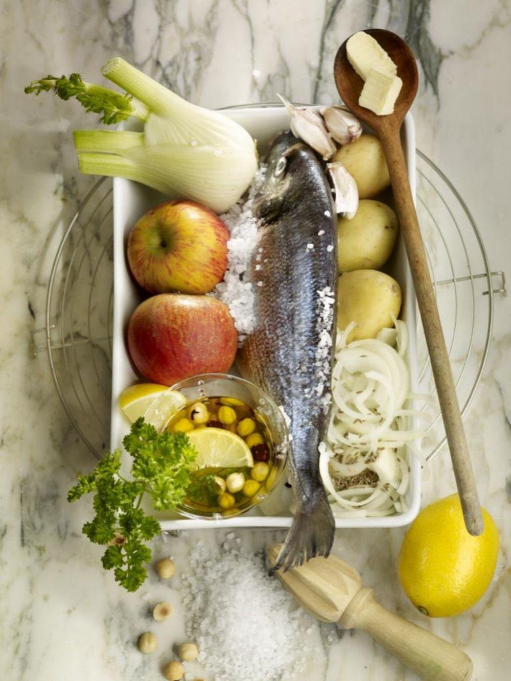 La dieta mediterránea fortalece tu sistema inmunitario.