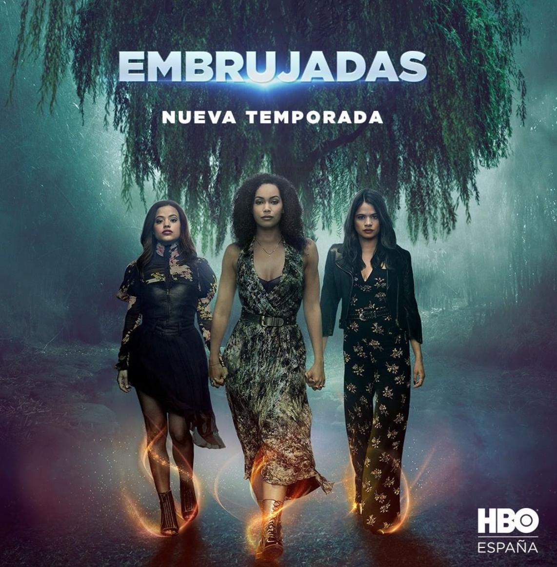 """La nueva temporada de """"Embrujadas"""" se estrena esta semana en HBO."""