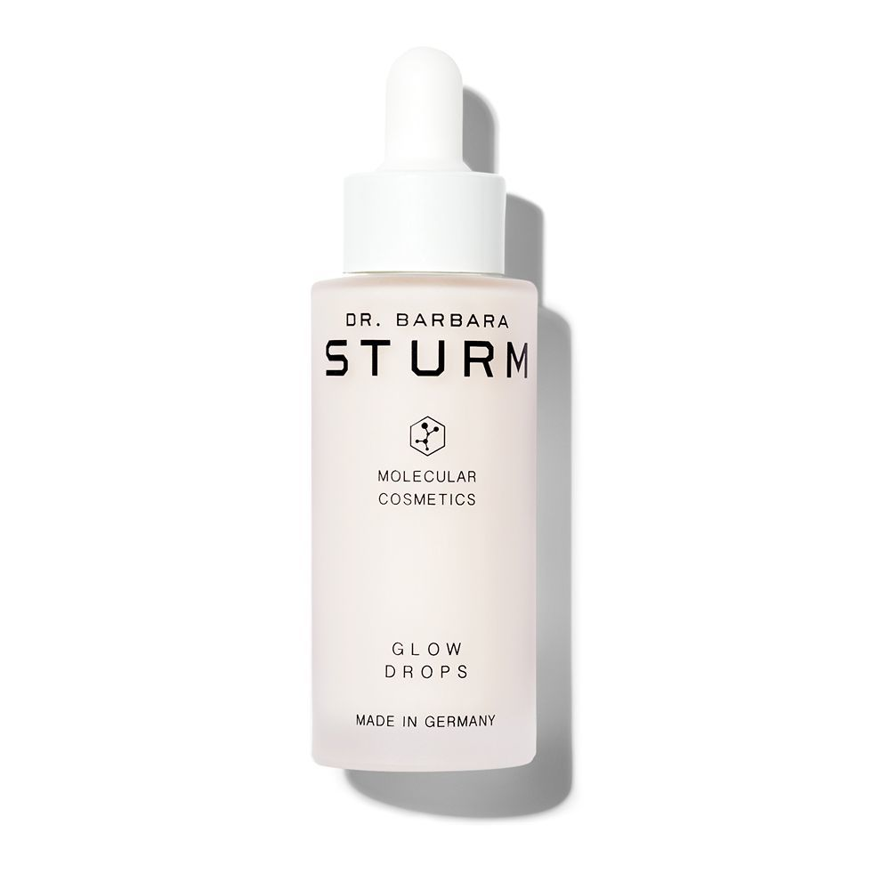 Sérum Glow Drops de Barbara Sturm (125 euros) para hidratar y dejar la piel jugosa al instante. A la venta en Laconicum.com