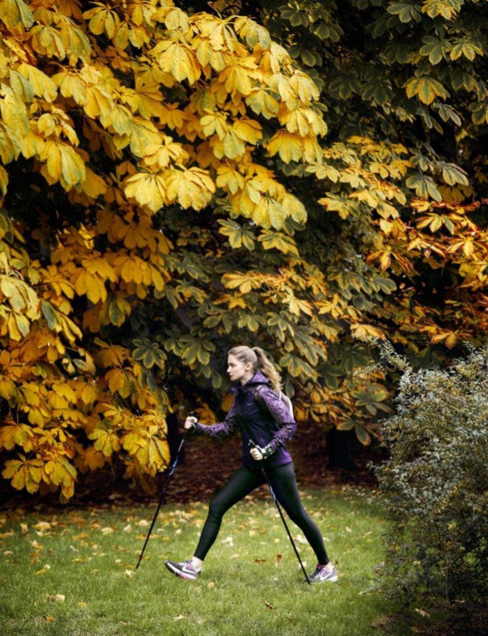 Caminar, si puedes rodeada de naturaleza, es un maravilloso ejercicio físico y mental.