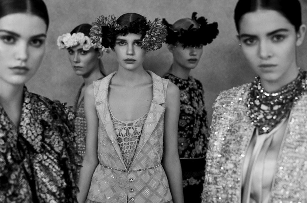 Chanel Alta Costura Primavera Verano 2021.