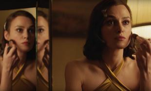 """Keira Knightley en un fotograma de """"The Aftermath"""", la película que..."""