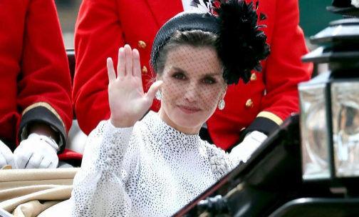 Te puede interesar: Los 11 mejores looks de la reina Letizia representando a España