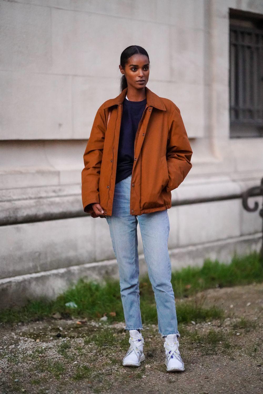 Lo que quiere decir el (escaso) street style en París ...