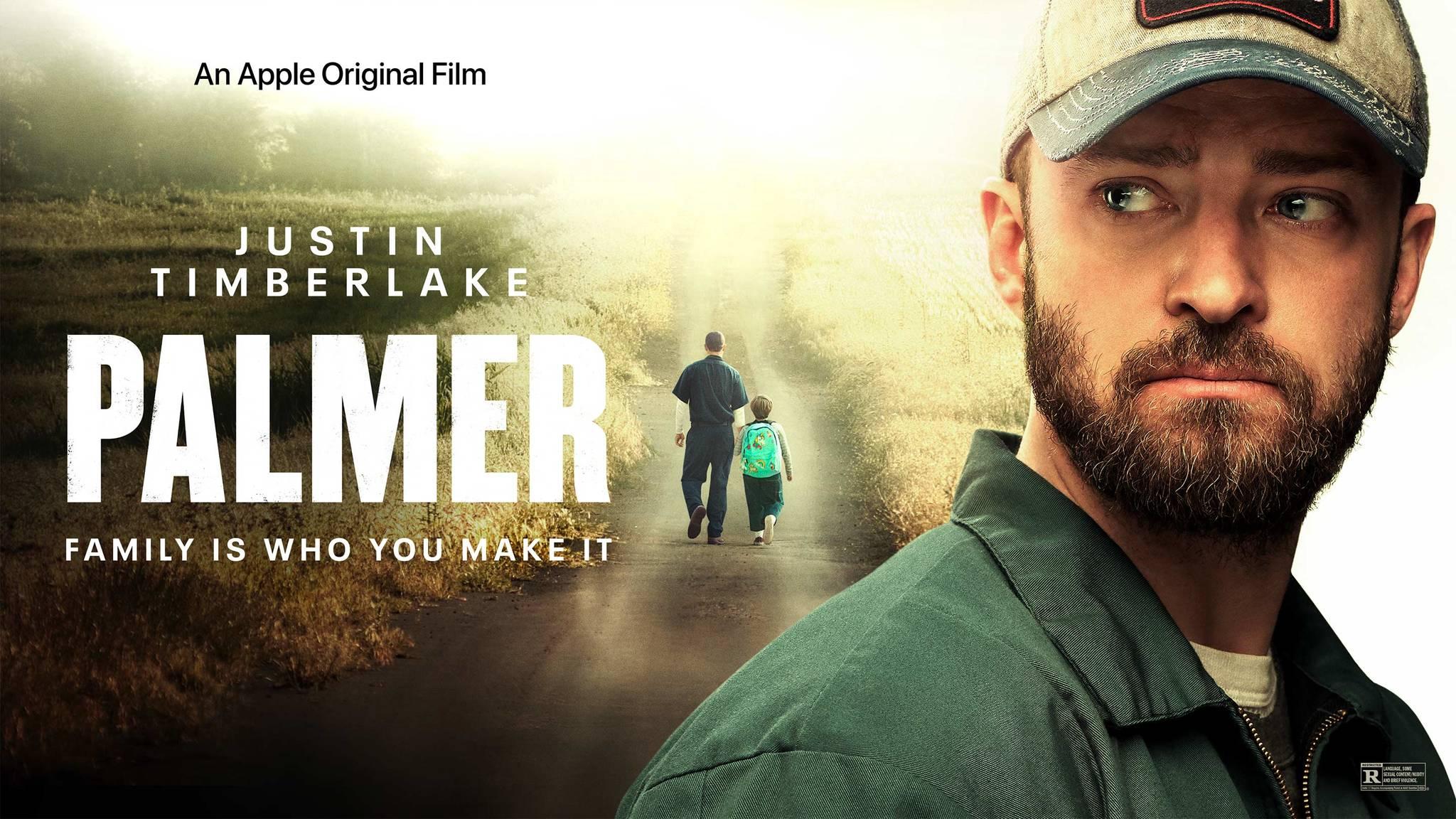 """Justin Timberlake protagonista de """"PALMER"""", el nuevo estreno de Apple..."""