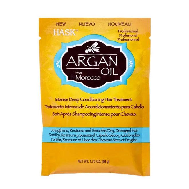 Mascarilla aceite de argán