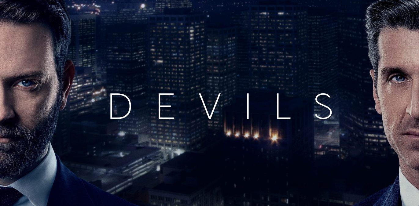 """""""Devils"""", la nueva serie protagonizada por Patrick Dempsey, se estrena en Movistar+ el 3 de febrero."""