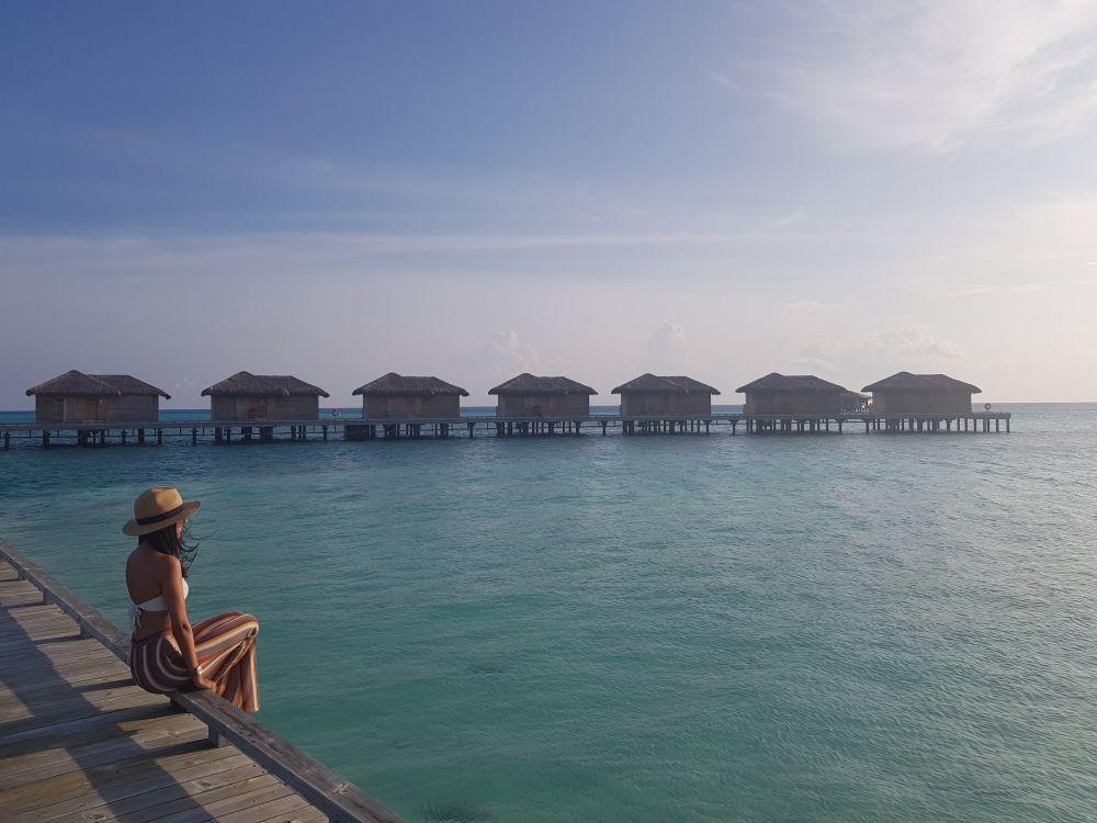 Las Maldivas ofrecen 1.190 islas en mitad del océano Índico.