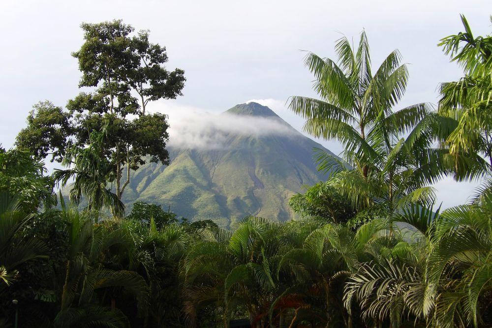 Costa Rica tiene más del 50 por ciento del territoio como reserva natural o área protegida.