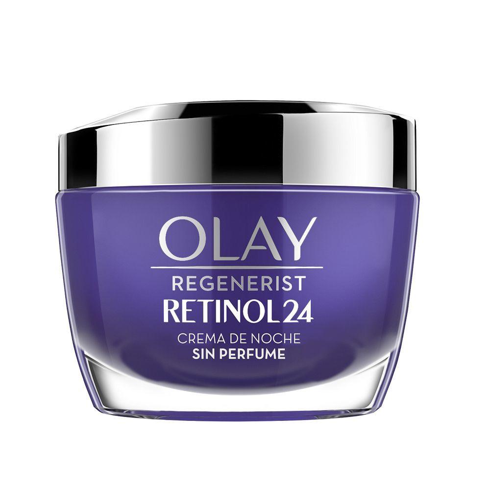 Crema de noche Retinol 24 de Olay.