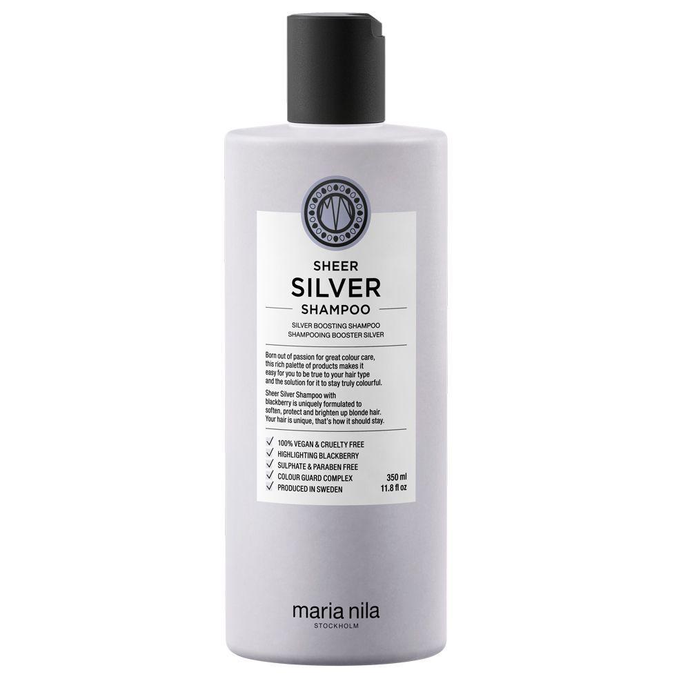 Sheer Silver Shampoo de Maria Nila.
