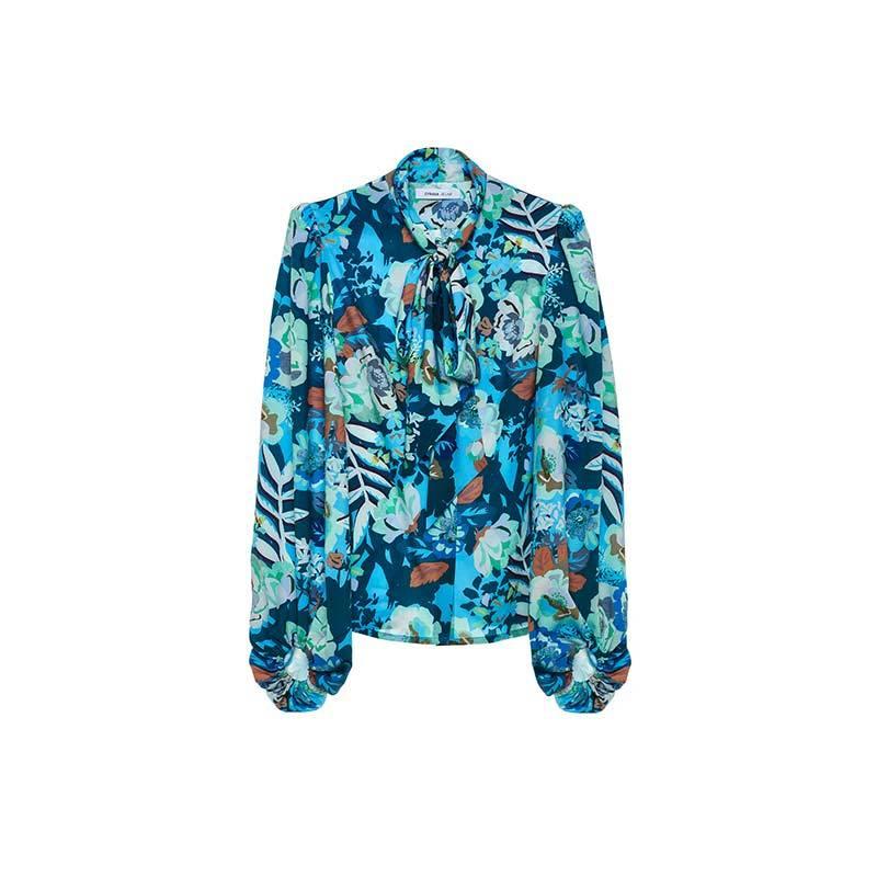 Blusa estampada nueva colección de Cyrana