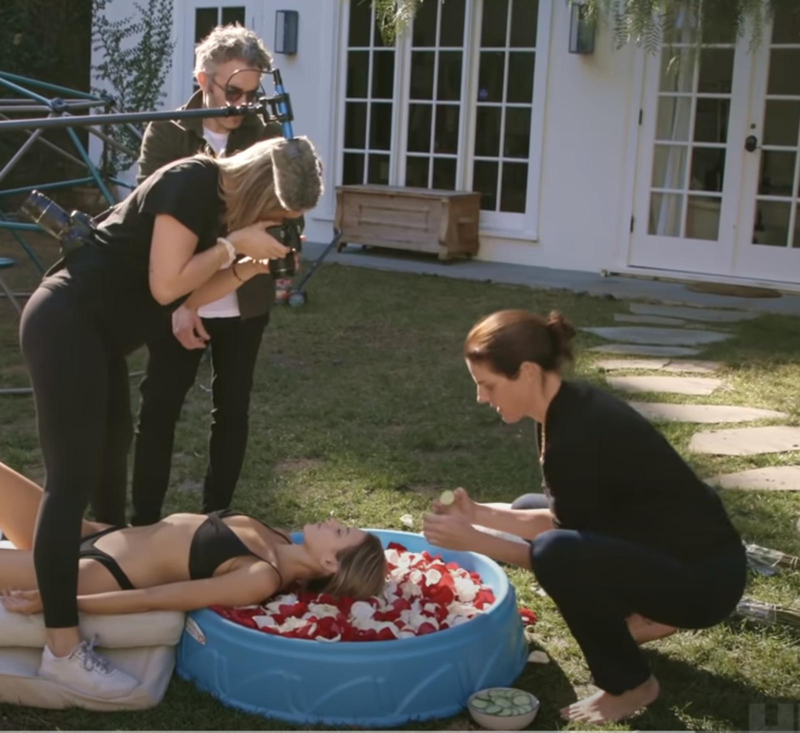 """Las sesiones de fotos profesionales ayudan a impulsar los perfiles de los protagonistas de """"Fake Famous""""."""