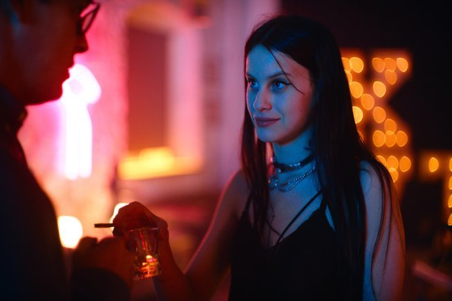 """Milena Smit en """"No matarás"""", en la que se convierte en la peor pesadilla de Mario Casas."""
