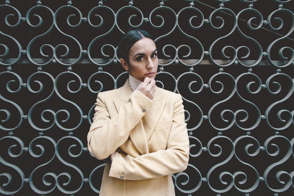 Megan Montaner nació en Huesca, Aragón, en 1987.
