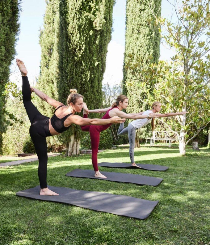 Hacer un poco de ejercicio cada día, aunque sean 10 minutos, rebaja la ansiedad y el estrés.