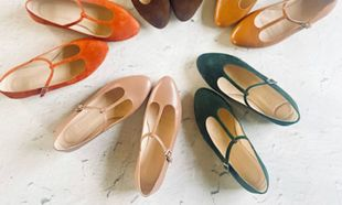 El modelo Pia, en distintos colores, es uno de los más vendidos.