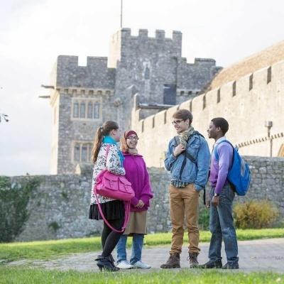 El UWC Atlantic College, en Gales, es el colegio donde estudiará la princesa Leonor los dos próximos años.