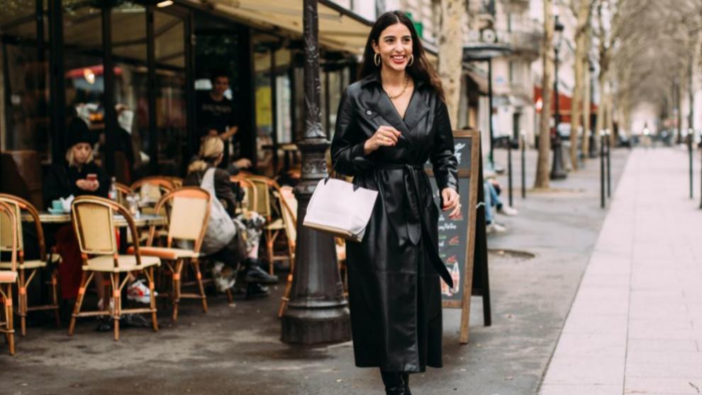 Las parisinas nos inspiran para vestir en las terrazas, también en...
