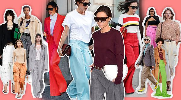Te puede interesar: Así se llevan los pantalones XXL que Victoria...