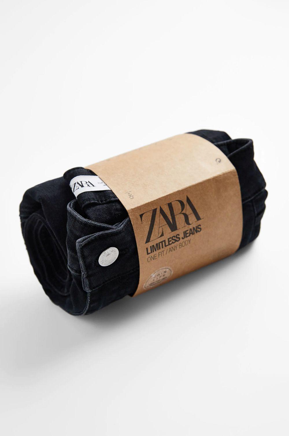 Limitless Jeans de Zara.